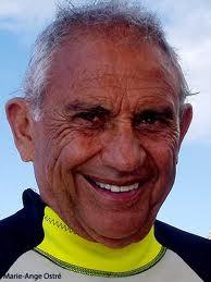 Avec tristesse, nous pleurons la mort du Capitaine Albert Falco