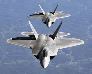 THREATENING IRAN: US deploys F-22 fighter jets in Persian Gulf