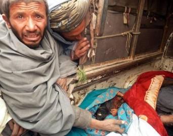AFGHANISTAN : Le massacre de dix-sept Afghans et la diversion d'Obama