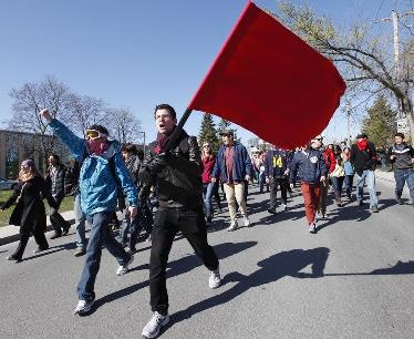 Defiant Quebec Students Reject Shabby Government Offer