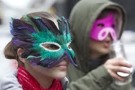 Bataille en vue pour le droit au masque