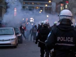 L'État québécois accentue la répression