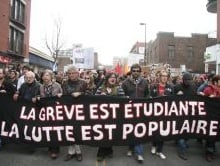 MARTIAL LAW MONTREAL: Quebec Emergency Law an Attack on Freedom of Assembly and Expression