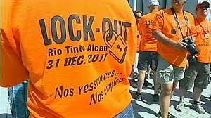 QUÉBEC : Rio Tinto Alcan et conflit étudiant