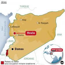 SYRIE : Les rebelles sont responsables du massacre de Houla