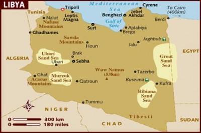 Libya descending into chaos after NATO 'success'