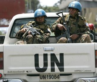 UN Troops Assault Haiti's University, Again