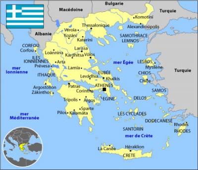La crise grecque renforce les rivalités géopolitiques