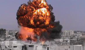"""Les médias et l'imposture de la """"menace chimique"""" syrienne"""