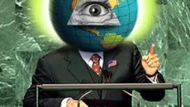 Le gouvernement mondial maintenant établi secret de polichinelle