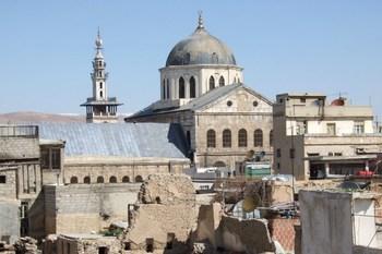 The battle of Damascus has begun