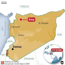 «Alep, notre ville, est en train de mourir»