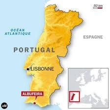 Une pierre tombale pour le Portugal...