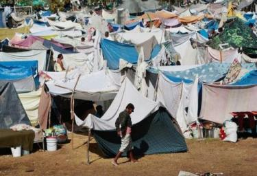 Haïti: Des dons humanitaires pour construire un hôtel?
