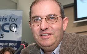 "VIDÉO :  Jean Bricmont, et la ""paix"" en Israël-Palestine"