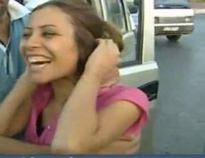 Yara Saleh, prisonnière de l'ASL