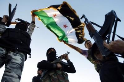 """VIDÉO : L'Armée Syrienne """"Libre"""" transforme ses prisonniers en kamikazes"""