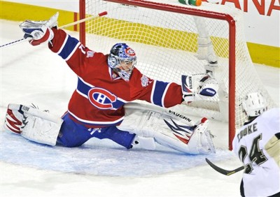 Carey Price; Matt Cooke