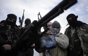Mercenaires Syrie