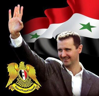 Syrie Bachar Al-Assad