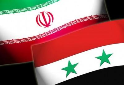 drapeaux_syrie_iran