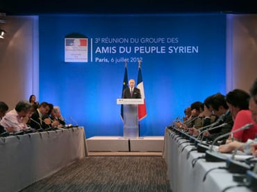 faux amis syrie