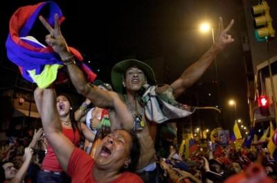 Chavez élections 2012