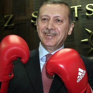 Erdogan combat