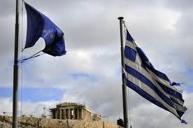 Grèce drapeaux