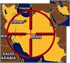 Iran cible