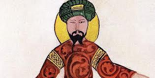Musulman XIXe siÈcle