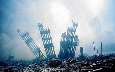 911 wreck
