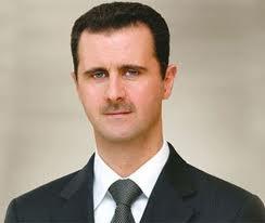 O Líder da Síria Bashar Al Assad. - ASSAD