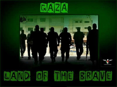 Gaza land-of-the-brave