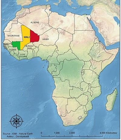 Mali-Afrique