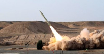 Missile israélien