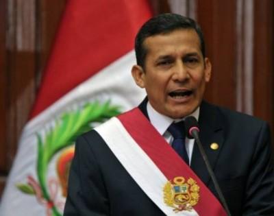 Pérou president