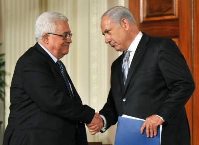 mahmoud-abbas-benjamin-netanyahu