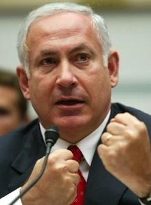 netanyahu-fists