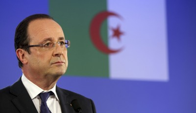 Francois-Hollande-Alger