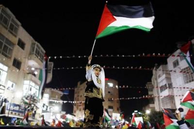 palestine-celebrates