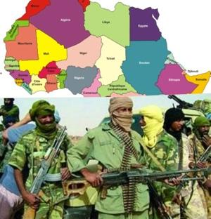 Afrique crise guerre