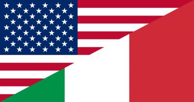 Usa-italy-flag