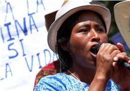 Guatemalans Resist Invasion of North American Mines