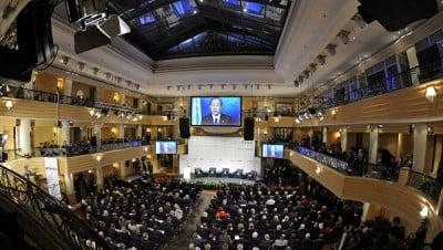 Conférence sécurité à Munich