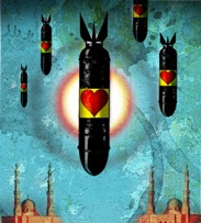 Humanitarian Bombs anthony freda
