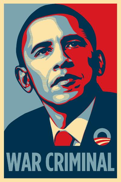 Image result for obama war criminal