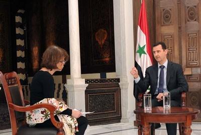 Entrevue Assad