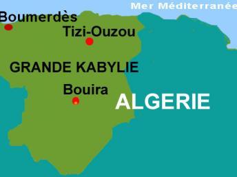 Kabylie Algérie