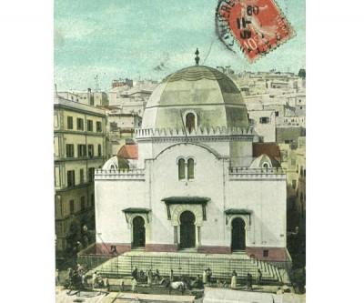 Synagogue-Alger